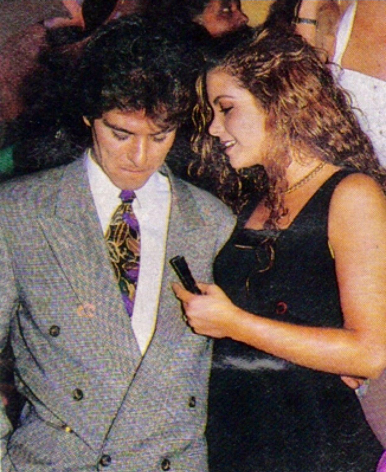 Lucero Ernesto Laguardia Los Parientes Pobres 1993 Em