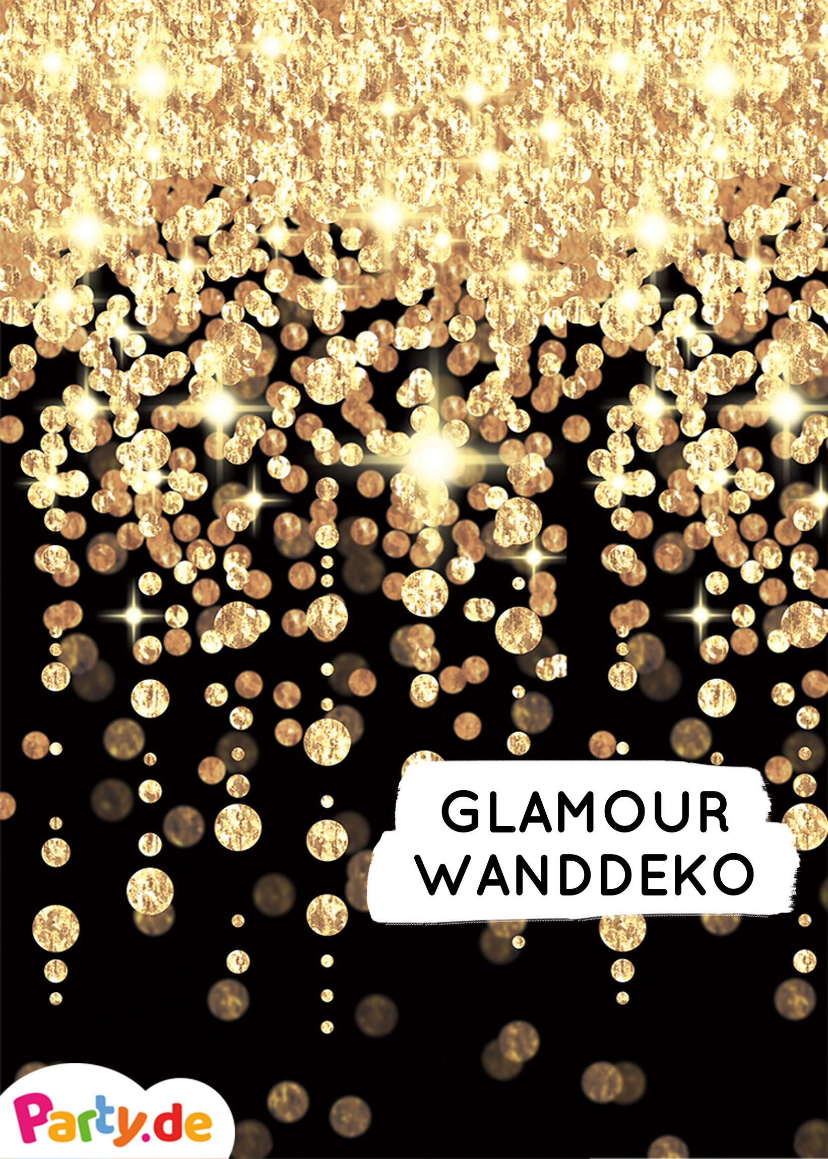 Sparkling Glanz Glamour Wandfolie 120cm X 12m Gatsby Glamour