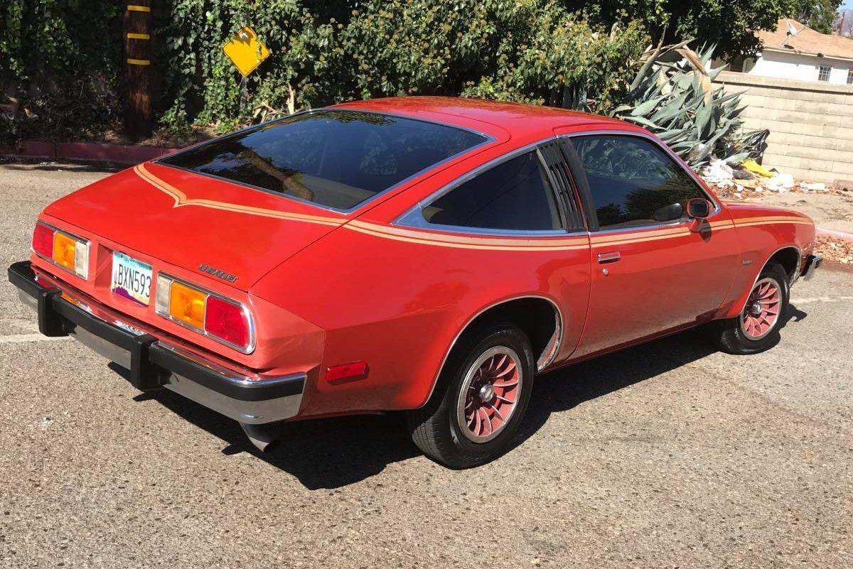 Ferrari Flattery 1980 Chevrolet Monza Chevrolet Monza