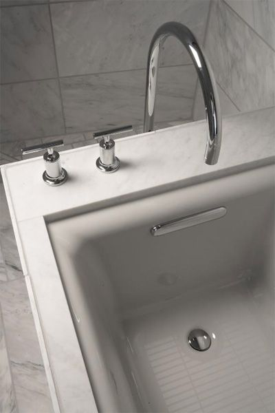 Parity Cast Iron Undermount Bath By Kohler Cast Iron Tub Bath Kohler