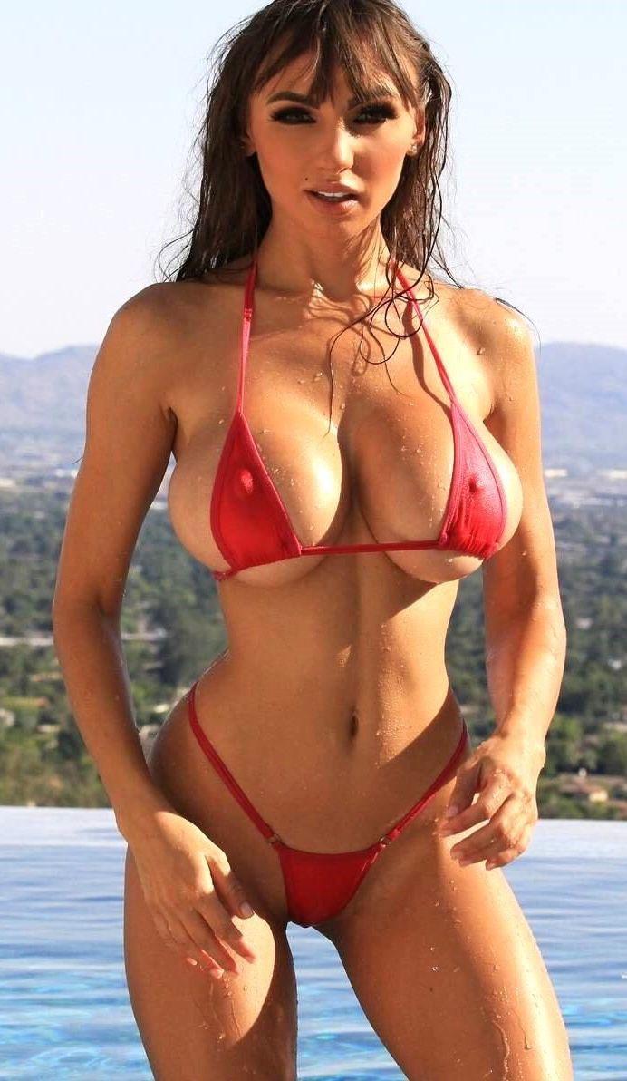 hot thong bikini babes