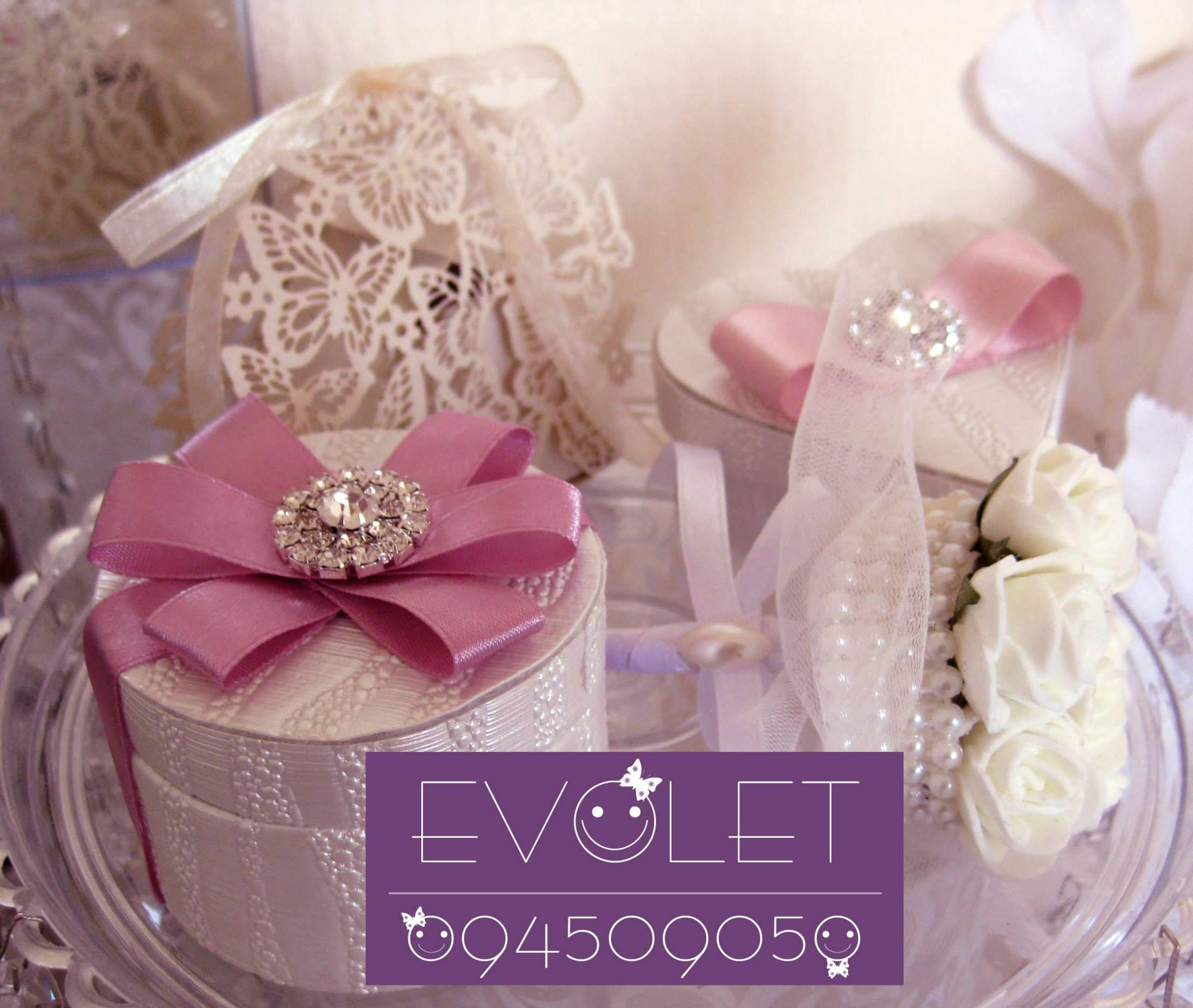 Wedding Favor box Wedding Candy Box. EVOLET EVENT & WEDDING CENTER + ...