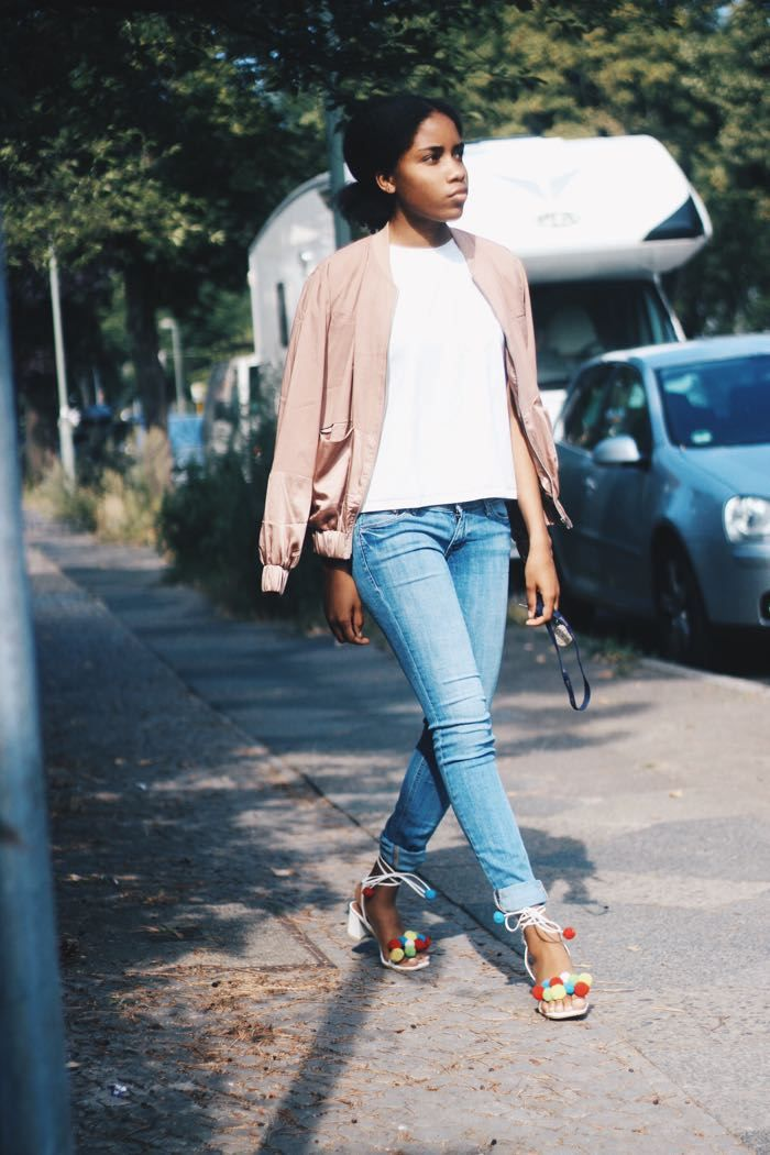Rosa Jacke kombinieren, rosanen Jacke, Rosa kombinieren Modeblog