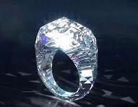 World's First All Diamond Ring!