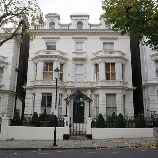 Beckhams Buy New 40 Million London Home