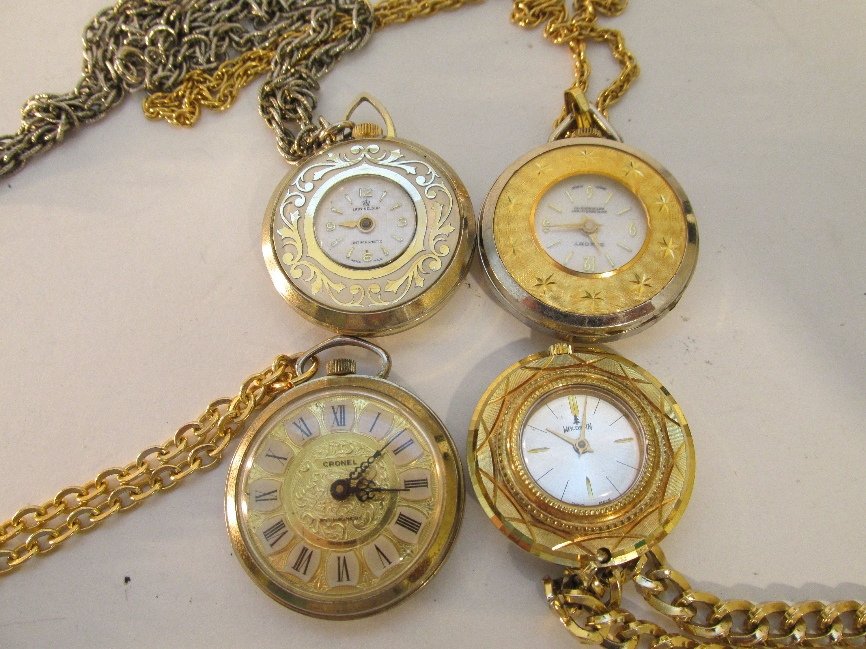 842453a09 Vintage Pocket Watch Bundle Lot Saxony Cronel Lady Nelson Walman Swiss  Antimagnetic by Alexandriagojira on Etsy