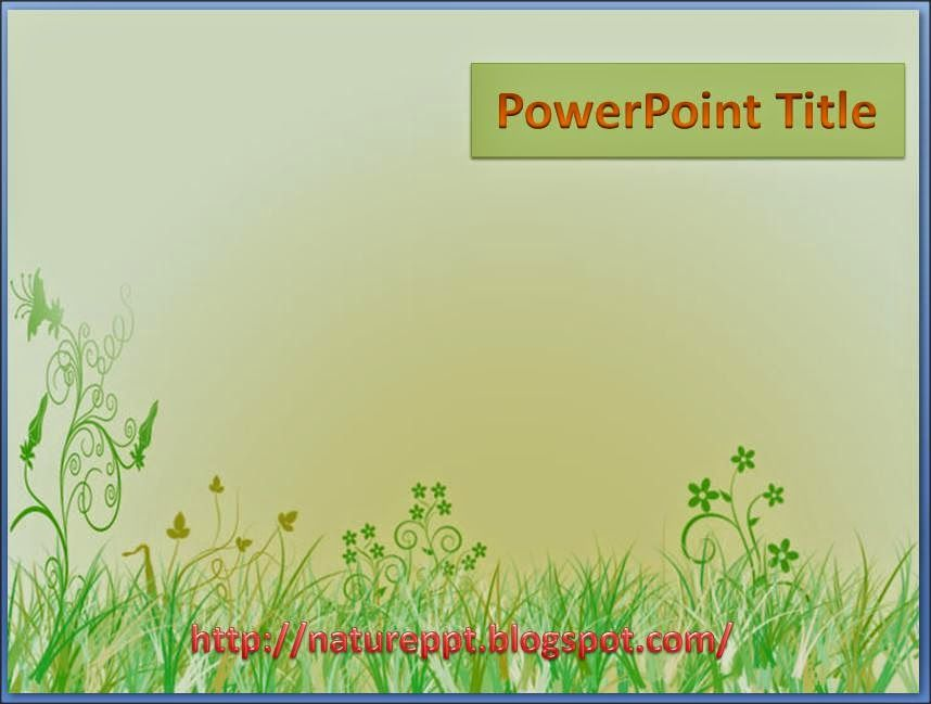 Collection nature powerpoint templates nature powerpoint templates 3 free nature powerpoint design template ppt background and themes free powerpoint templates themes backgrounds toneelgroepblik Images