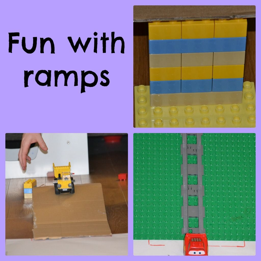 Investigating Gra Nt With A Ramp
