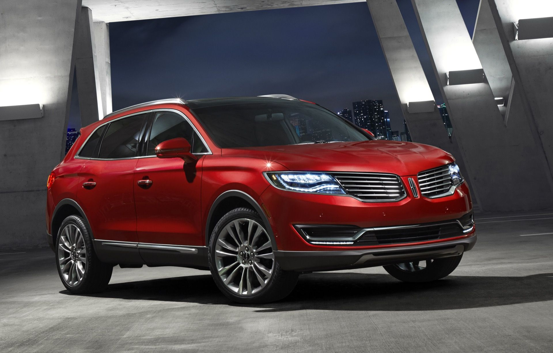 Luxurious and fully hi tech equipped brand new lincoln mkx coming later this year