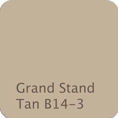 Dutch Boy Color Grand Stand Tan B14 3 Color Brown Color Family