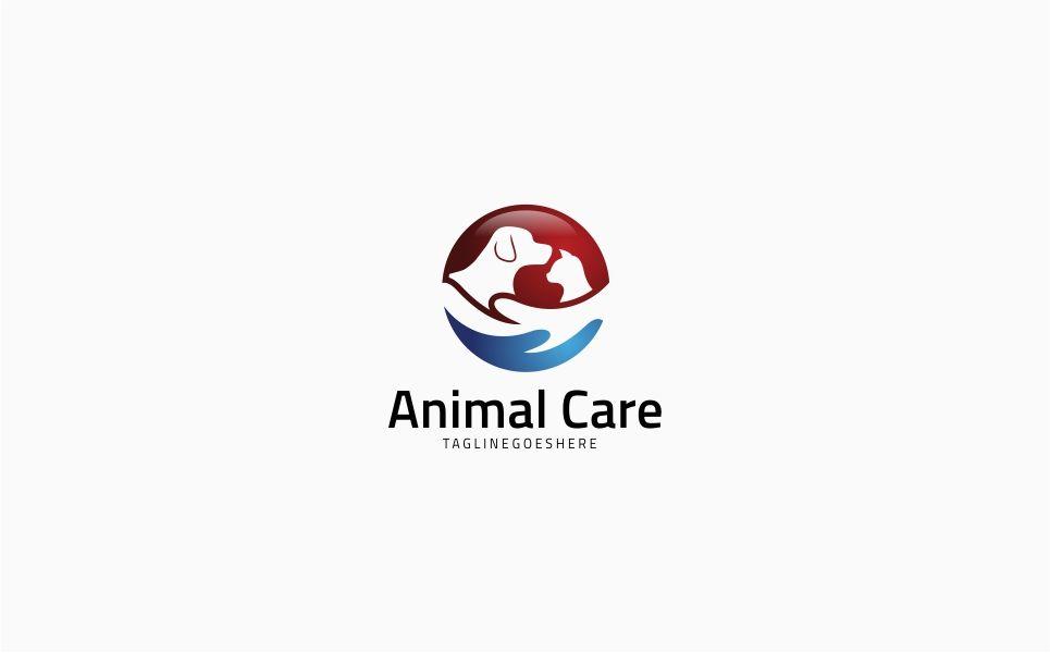 Animal Pet Care Logo Template 65485 Pet Care Logo Logo Templates Logos