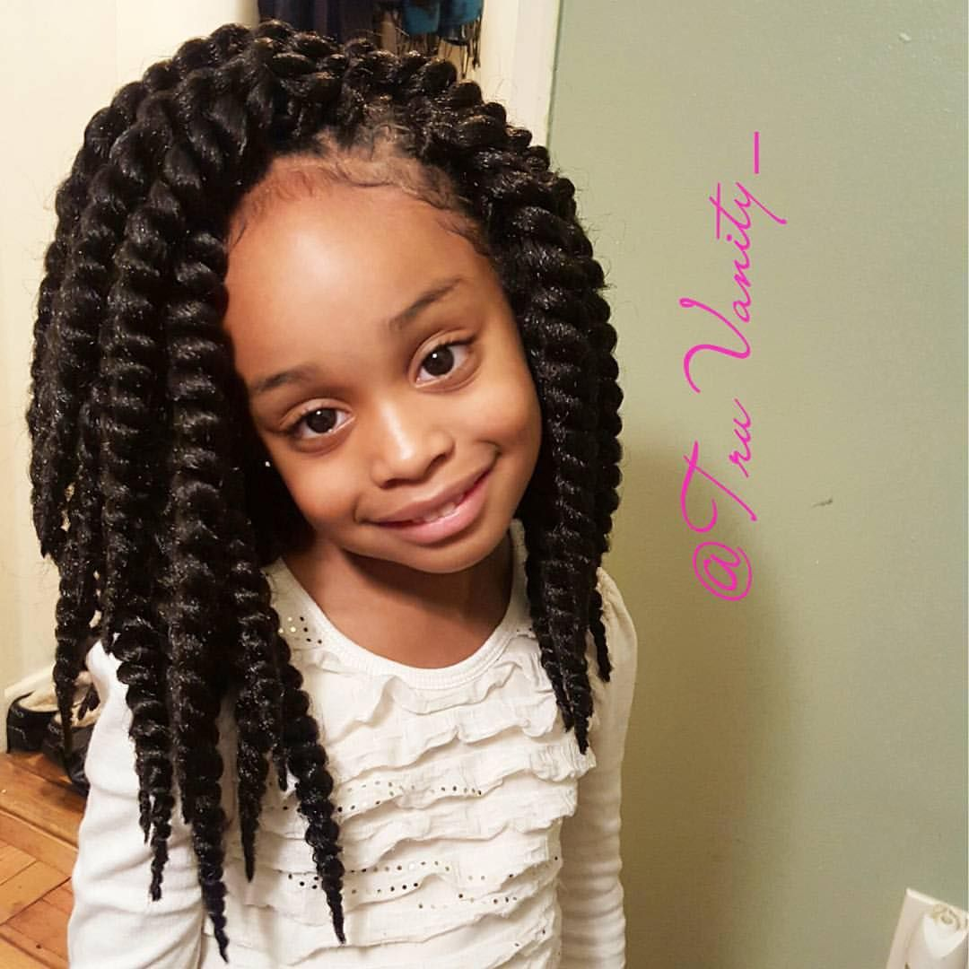 Protective Natural Hair Styles on Instagram