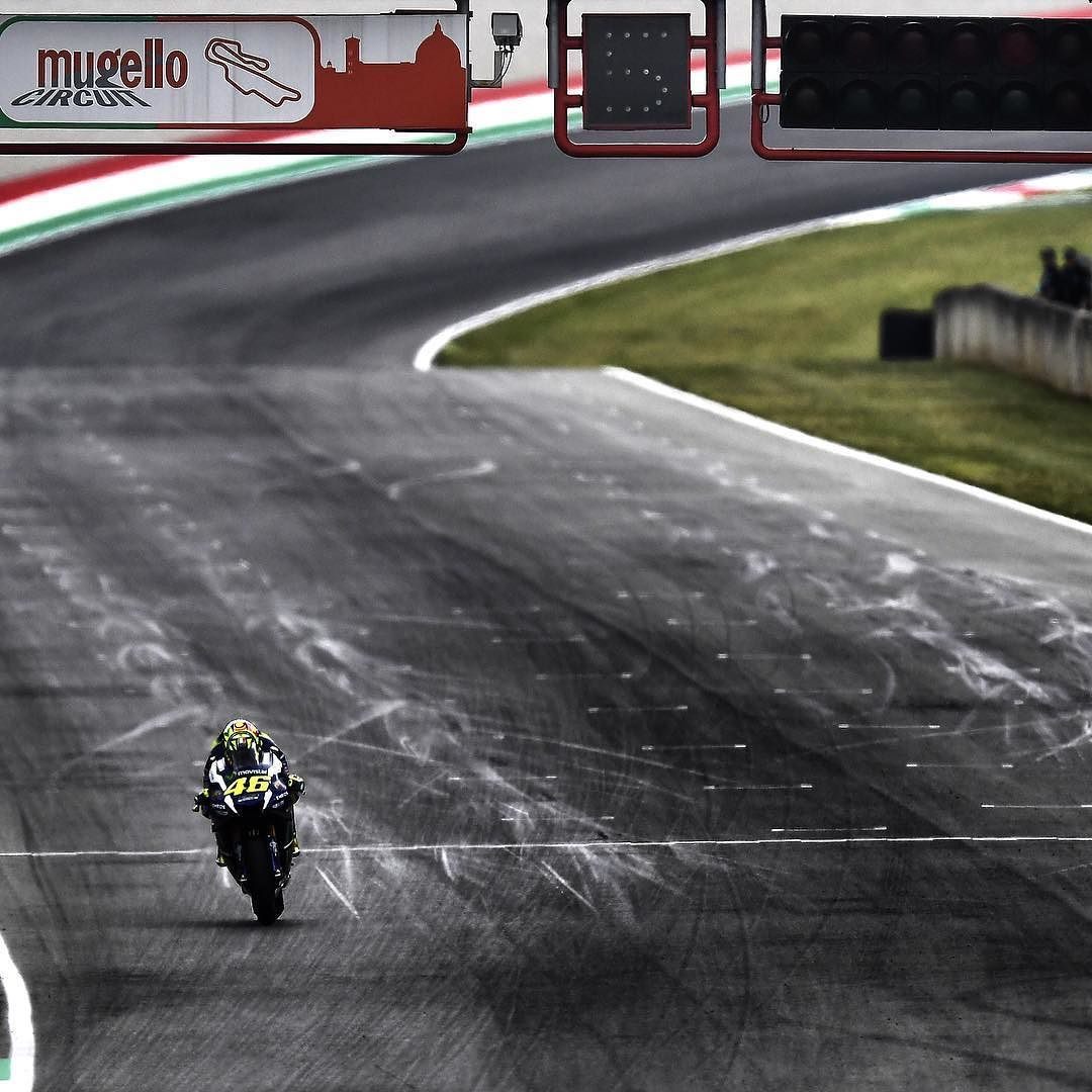 Circuit Italia Motogp : Motogp championship to mugello for round six