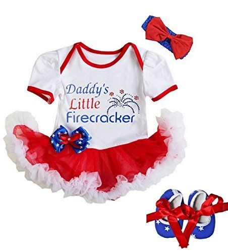 Kirei Sui Baby White Red Bodysuit Tutu S Daddy Little fir... https://www.amazon.com/dp/B06Y4RNG32/ref=cm_sw_r_pi_dp_x_qGFhzbXGMW98C