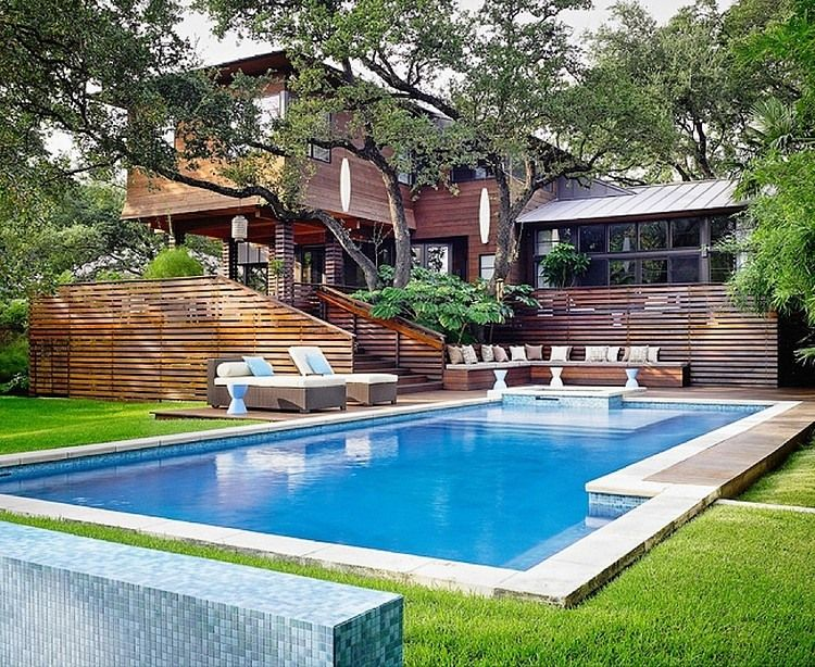 Balinese Influenced Modern Texas Home With Zen Atmosphere ...