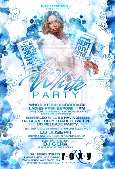 white party roxy flyer by deitydesignz deviantart com on deviantart