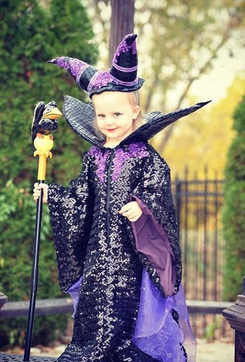 de22ccbabbd Maleficent toddler costume