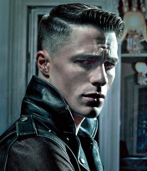 Colton Haynes Haircut, Celebrities Male