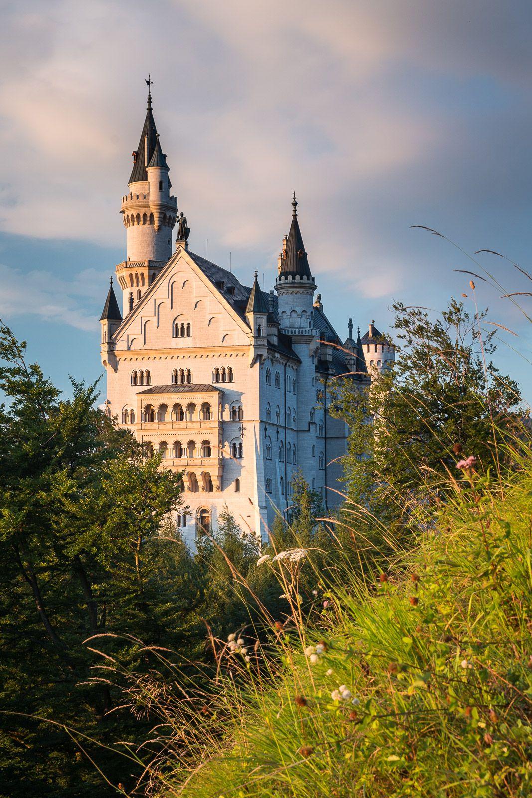 Neuschwanstein Castle Bavaria Germany By Raico Bernardino Rosenberg Neuschwanstein Castle Castle Bavaria Castle
