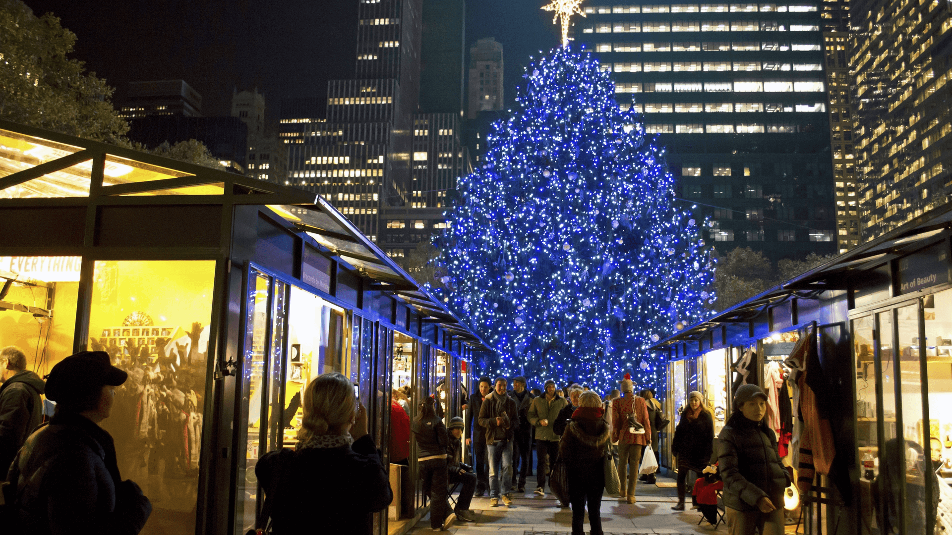 Top 5 things to do in NYC during Christmas Holidays | Places to ...