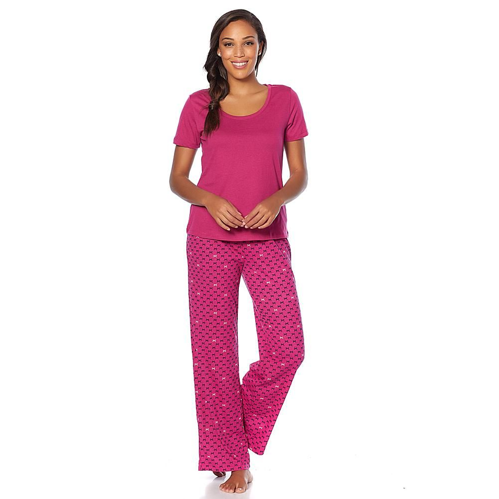 8ca20675ba0 Maidenform Love Lounge Packaged Pajama Set - Bows | Products ...