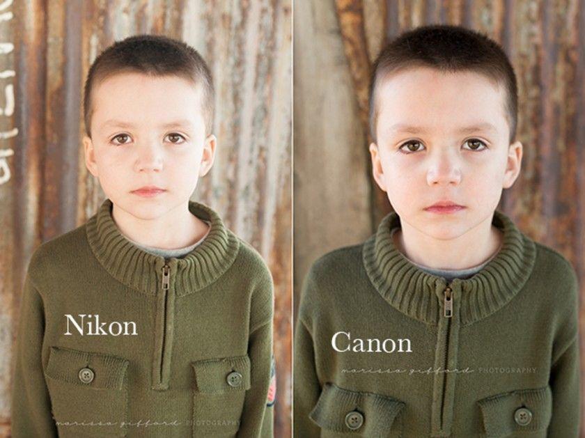 One Photog S Comparison Nikon D700 Vs Canon 5d Mark Iii Fotografia Cable Canon Imagenes