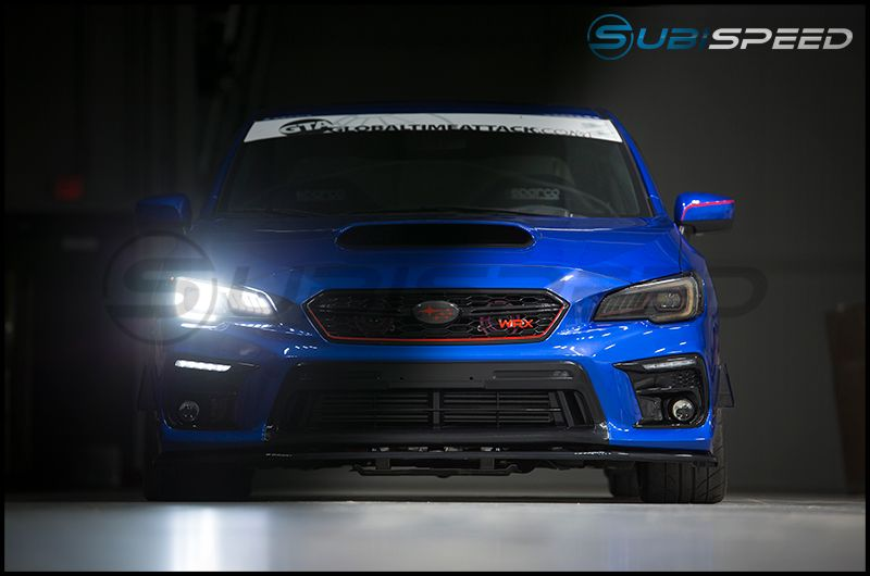 Subisd V2 Redline Sequential Led Headlights 2017 2018 Wrx Sti