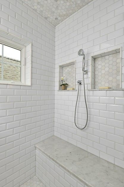 Simple Bathroom Remodel Walk In Shower