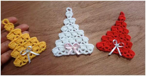 Christmas Tree - Learn to Crochet - Crochet Kingdom