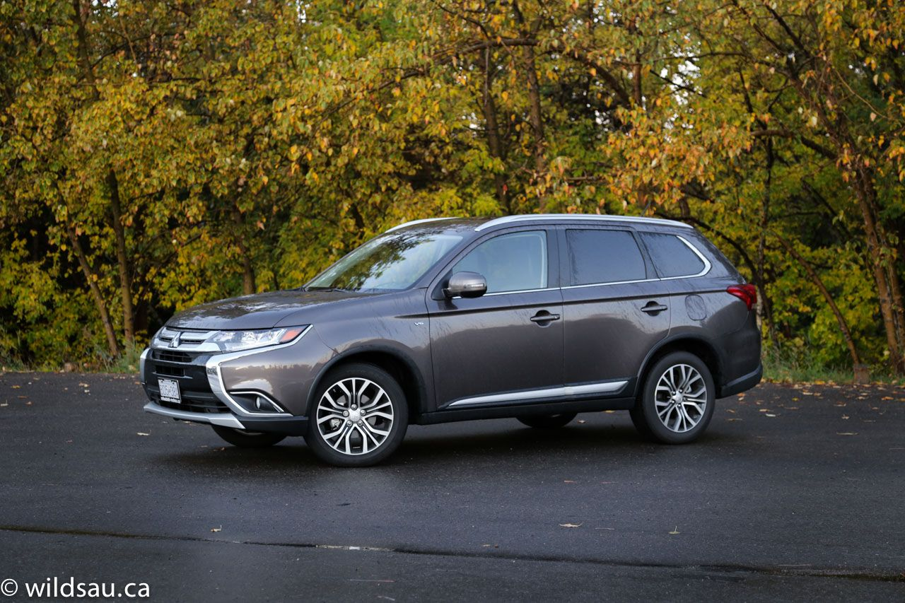 Review 2016 Mitsubishi Outlander Wildsau.ca