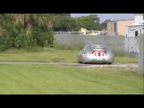 Extra Terrestrial Vehicle By Mike Vetter The Car Factory