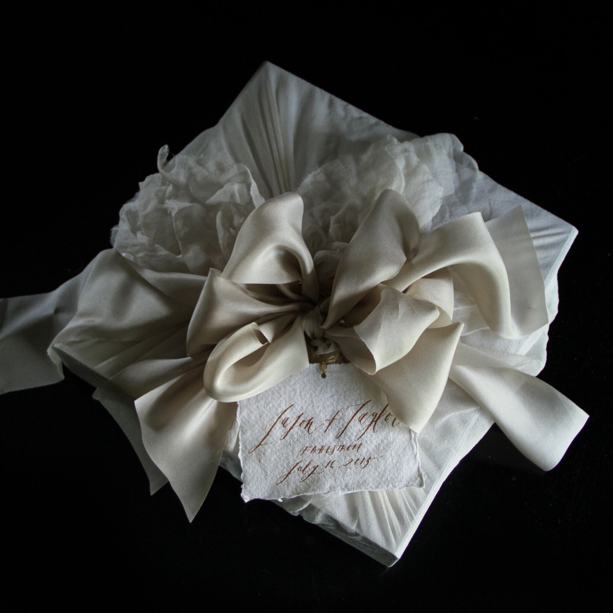 Gift wrapping with silk u willow inspirations pinterest gift