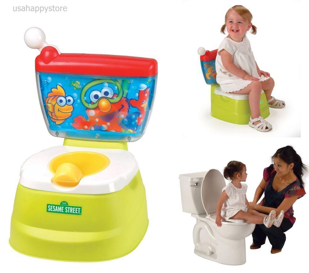 potty training with elmo