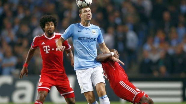 El equipo de Pep Guardiola se mide ante el de Manuel Pellegrini en la primera jornada de la Liga de Campeones.
