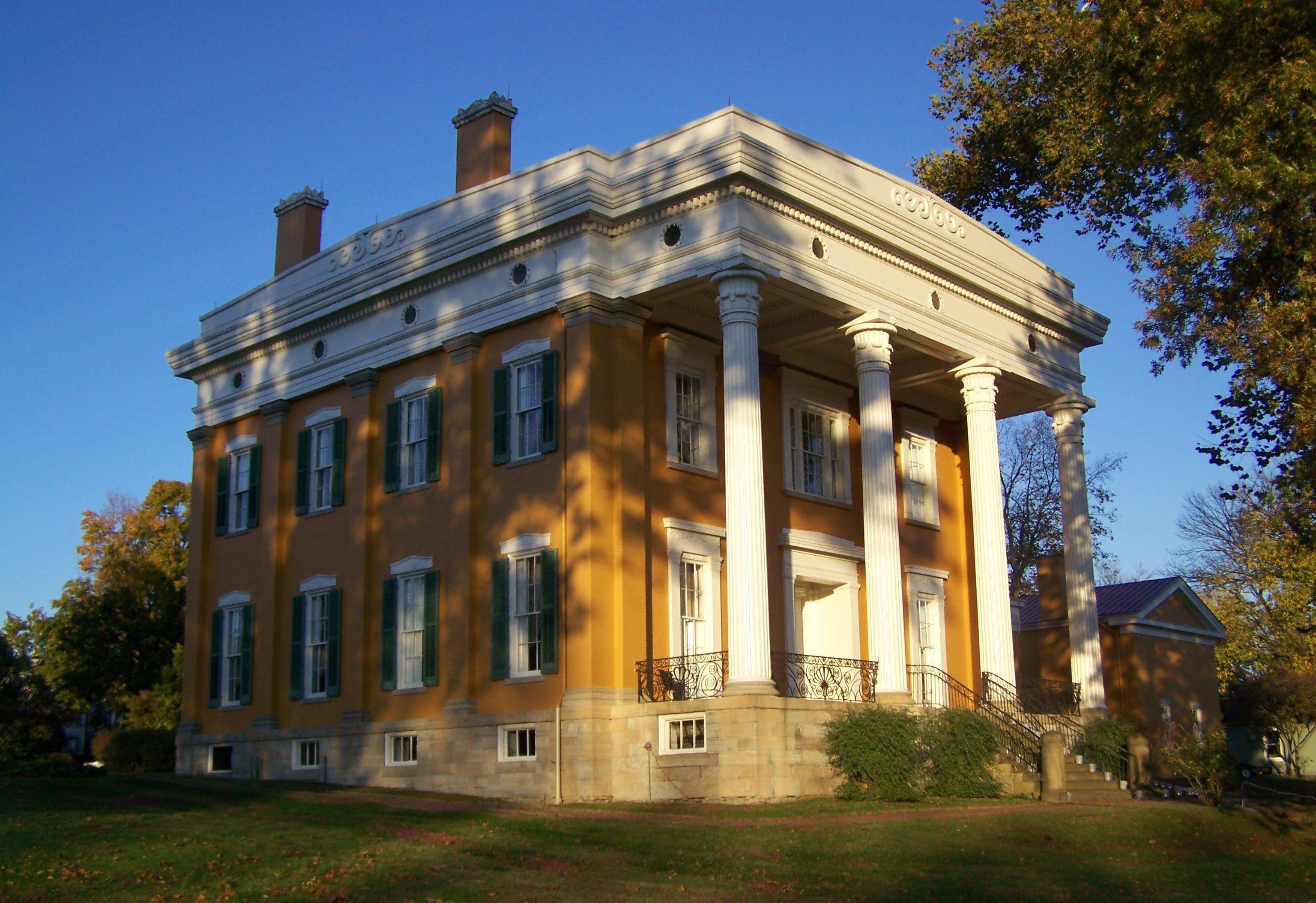 Lanier Mansion Madison Indiana
