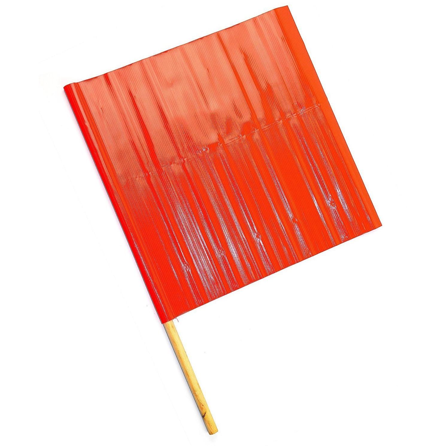 Rk Safety Flag Rkflg1827 Flag Construction Signs Vinyl