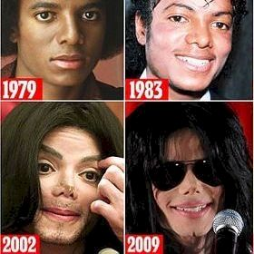 These Photographs Showing The Transformation Of Michael ...