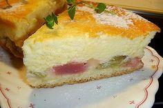 Rhabarberkuchen von Schmatzig | Chefkoch