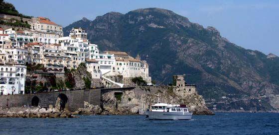 Cooperativa Sant'Andrea - Amalfi
