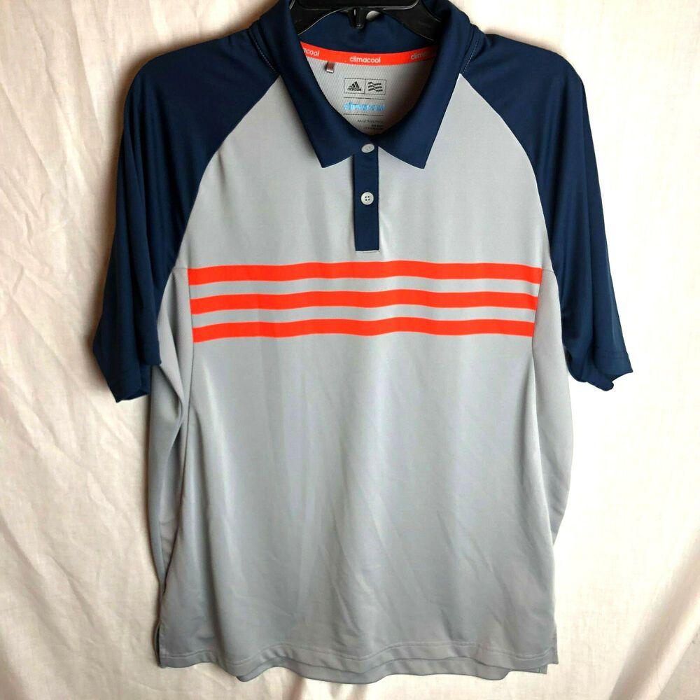 de377c4d913 Adidas Golf Puremotion Climacool 3 Stripes Polo Shirt – EDGE ...