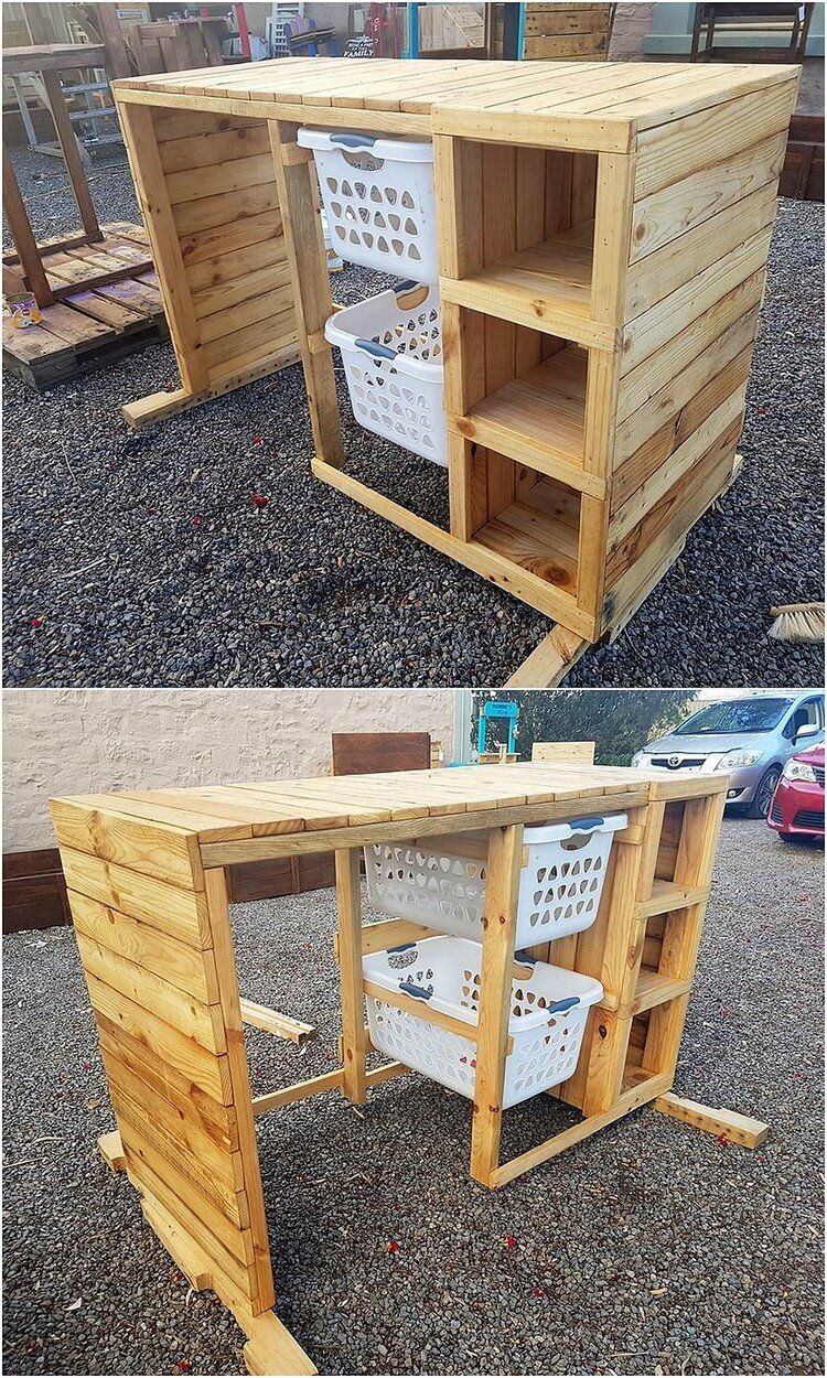 Best Diy Ideas Using Shipping Wood Pallets For Your House Wood