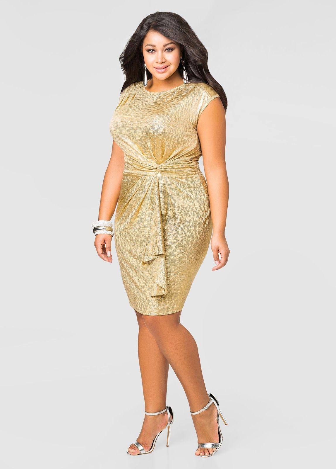 6a02061389 Moda para gorditas - Vestidos