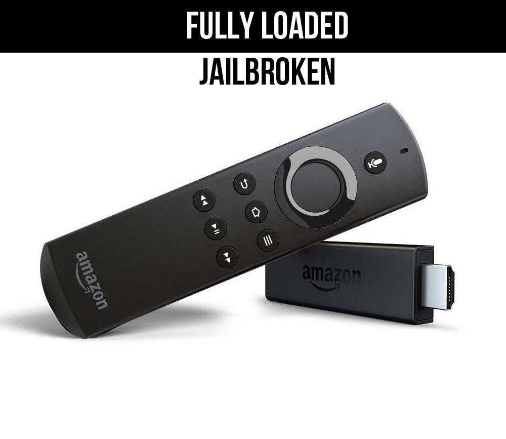 All-New Modded Fire TV Stick With Alexa Voice Remote