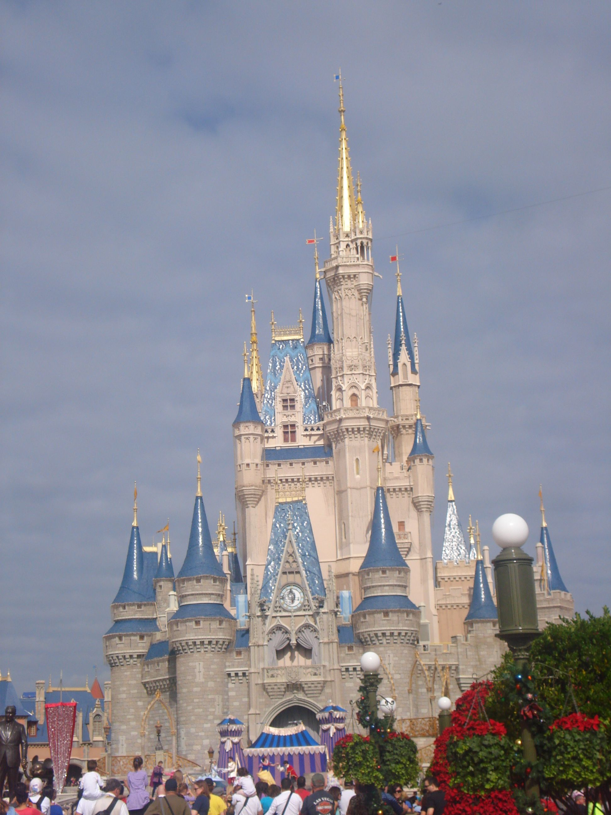 Magic Kingdom Orlando, Florida I want to be there right now