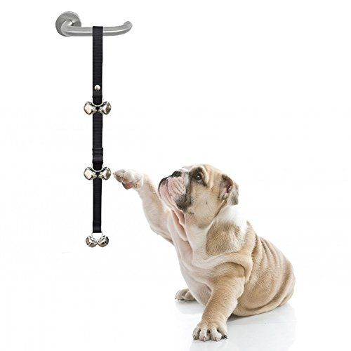 Dog Potty Training Door Bells Dog Bells For Door 6 Pcs Large Loud