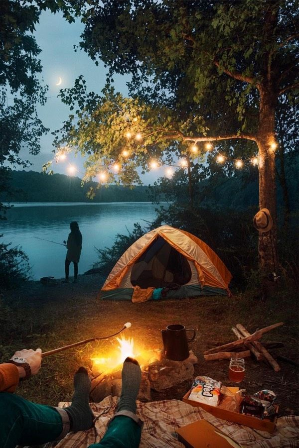 24 Camp Vibe Setups To Inspire Your Next Adventure in 2020