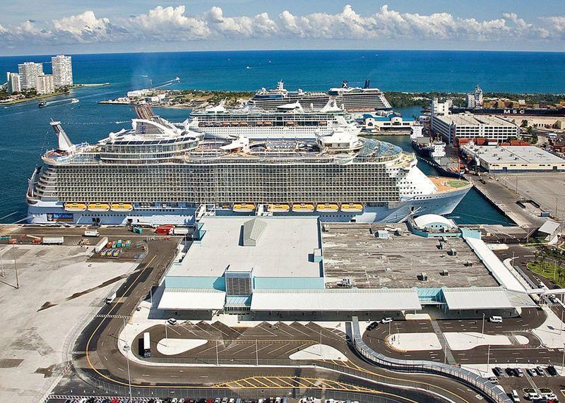Tca project profile port everglades terminal 18 - Allure of the seas fort lauderdale port address ...