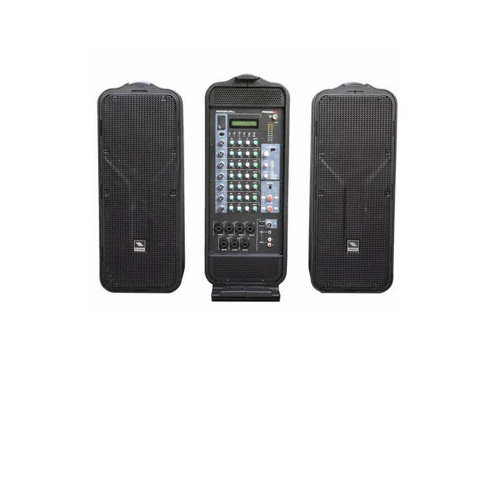 Proel FreePack Portable LuggageStyle Sound System  Products