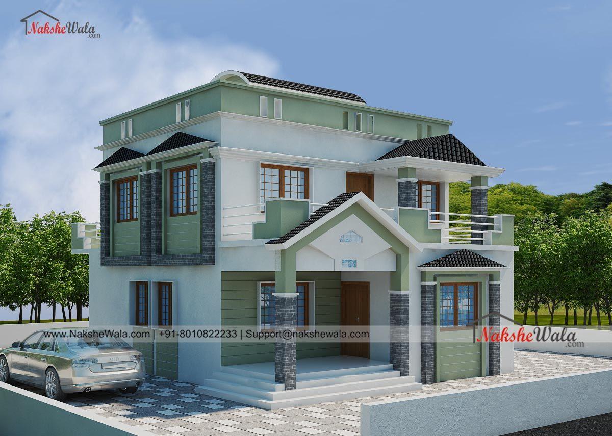 Hut Shape House Design Front Elevation Design Designed By Nakshewala Front Elevation Designs House Design Indian House Design