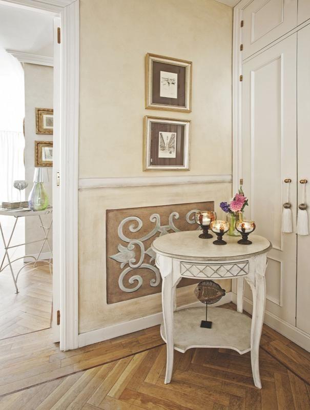 Una encantadora casa con murales en las paredes murales for Como decorar nuestra casa